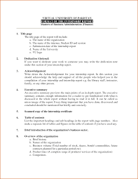8 Business Report Format Example Contract Word Template