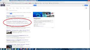 discovery channel megalodon afoot at the circle k google search results today