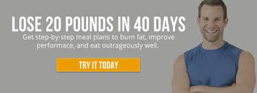 get step by step meal plans to burn fat improve performance and