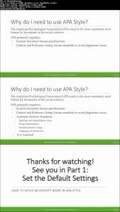 Apa Setup Download How To Setup A Microsoft Document In Apa Style Softarchive
