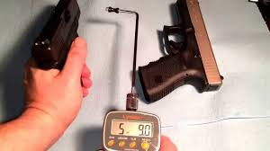 Glock Trigger Pull Weight