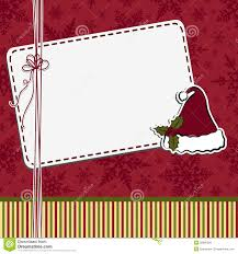 cute christmas postcard template stock images image 28060544 cute christmas postcard template royalty stock images