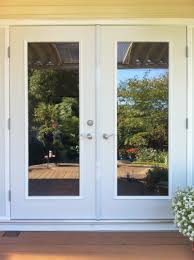 exterior french patio doors. Ideas Exterior French Doors Patio With Blinds Screens Outswing Lowes Incredible Design U