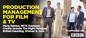 nfts diploma in production management for film and television