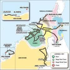 Cavendish, Dennis and Valverde headline 2020 UAE Tour