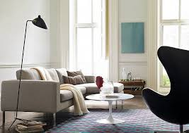 Lighting next Venetian View In Gallery Serge Mouille Floor Lamp Next To The Neo Sectional With Chaise Nostraforma Serge Mouille Lighting Floor Lamps Sconces And Chandeliers