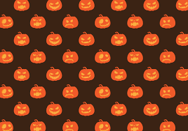 Halloween Pattern Classy Free Vector Pattern Pumpkin Halloween Download Free Vector Art