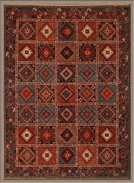 old persian yalameh rug