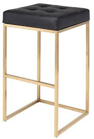 nuevo gold chi bar stool  advancedinteriordesignscom