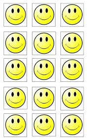 Reward Chart Smiley Faces Print And Laminate The Smiley