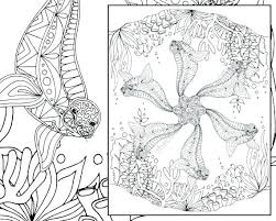 Coloring Pages Of Seals Two Leopard Seals Coloring Page Coloring