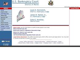 united states bankruptcy court for the