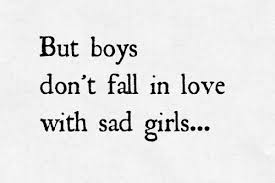 boys fall in love with sad s