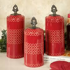 kitchen decor canisters sets counter