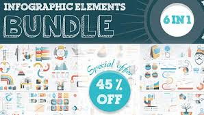 64 Psd Infographic Element Psd Eps Vector Free