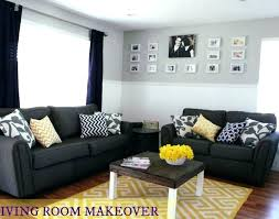 Navy Blue Living Room Beauteous Grey Sitting Room Curtains Living White Blue Lemon And Furniture