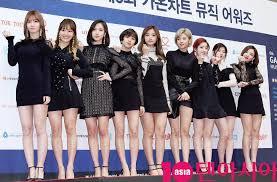 Twice Gaon Chart 2018 7th European K Pop J Pop Music Awards 2018 January 1