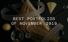 Best Design Portfolios 2019 The Best Design Portfolios Of November 2019 Desk Magazine