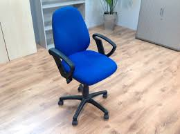 blue fabric office meeting chairs with black acrylic acrylic office chairs