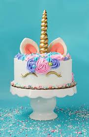 Want To Make A Super Easy Unicorn Cake The Bearfoot Baker