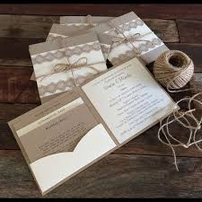 Diy Rustic Wedding Invitations Australia