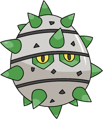 Ferroseed Evolution Chart Pokemon 597 Ferroseed Pokedex Evolution Moves Location Stats
