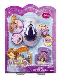 sofia the first talking magical amulet image 1