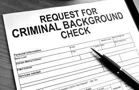 How to do criminal background check for free