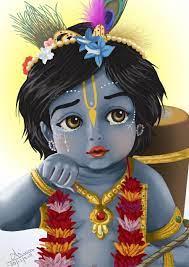 Cute Krishna Wallpapers - Wallpaper Cave