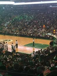 td garden section loge 20 row 24 seat 17