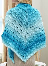 Easy Shawl Knitting Patterns Free
