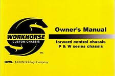 workhorse chassis motors bishko oem repair maintenance owner s manual workhorse p w chassis 2004
