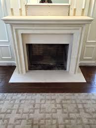 Provence Beige Limestone Fireplace Mantel From Canada Limestone Fireplace Mantels