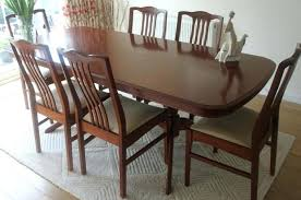 Second Hand Dining Room Tables Decor