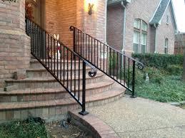 Wrought Iron Handrails Wrought Iron Handrail Spindles Med Art Home Design Posters