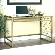 terrific glass top office desk large table india