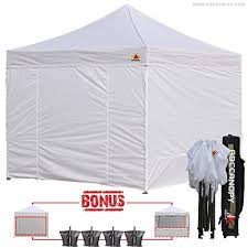 abccanopy 10 x 10 ez pop up canopy tent