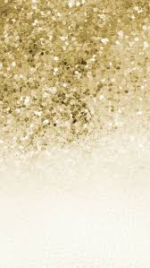 Gold To White Glitter Iphone Wallpaper
