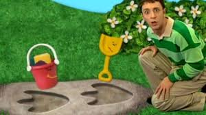 shovel and pail blues clues. Blue\u0027s Clues - Prehistoric Blue Shovel And Pail Blues C