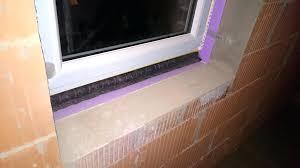 Aussenfensterbank Aluminium Fensterbank Aussen Einbau Granit Obi