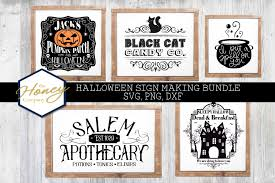 Today i am unlocking 20+ free scary & horror halloween fonts of 2012 which encompass scary halloween font, blood font, spider web font, bold zombie font, monster font, horror fonts and so forth free castle dracustein download. Halloween Sign Bundle Graphic By The Honey Company Creative Fabrica