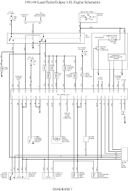 mitsubishi wagon 1991 engine code fuel injection air flow sensor here is the diagram