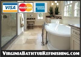 virginia bathtub refinishing re glazing