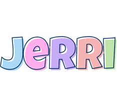 Jerri Logo | Name Logo Generator - Candy, Pastel, Lager, Bowling ...