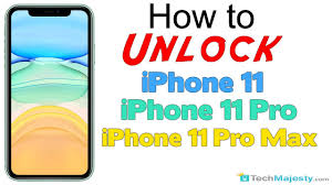 How to Unlock iPhone 11, iPhone 11 Pro, & iPhone 11 Pro Max - AT&T,  Spectrum, or Any Carrier! - YouTube
