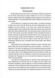 capital punishment argumentative essay best sample essay on capital punishment of charge