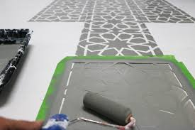 plan how to work around wet areas and remember which tiles are wet so you don t step in them which i did several times