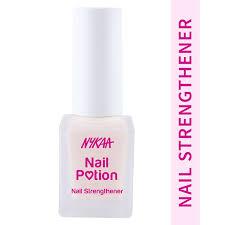 nykaa nail care nail potion nail strengthener 12ml