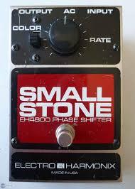 Ehx Small Stone New Design Small Stone Mk3 Electro Harmonix Small Stone Mk3