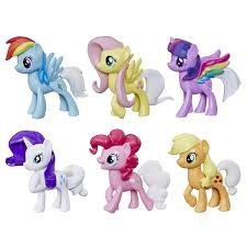 HASBRO   My Little Polly Rainbow Road Trip Collection   HKTVmall Online  Shopping